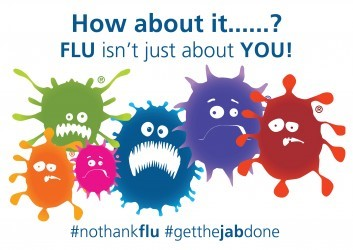 Flu isn't just about you